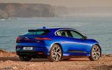 Jaguar I-Pace 2018 review hero static