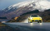 Porsche Boxster T 2019 - hero front