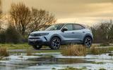26 Vauxhall Mokka 2021 UK first drive review static