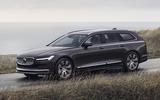 2020 Volvo V90 Recharge plug-in hybrid