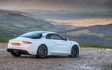 Alpine A110 S 2020 UK first drive review - static rear