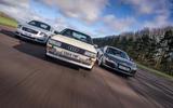 Audi Quattro - hero front