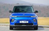 Kia Soul EV 2019 first drive review - static nose