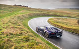 Lamborghini Aventador SVJ 2018 UK first drive review - on the road bend