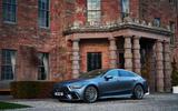 Mercedes-AMG GT 63 S 4-door Coupé 2019 UK first drive review - hero static