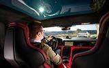 Porsche Taycan Turbo S - interior