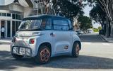 Citroën Ami 2020 - stationary rear