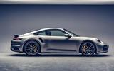 Porsche 911 Turbo S 2020 - stationary side