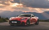 Aston Martin DBS Superleggera 2018 first drive review static front