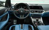 BMW M4 - interior
