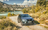 Cupra Ateca 2018 first drive review - water
