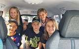 Peugeot 5008 2018 long-term review JH kids