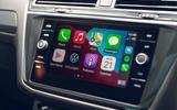 2021 Volkswagen Tiguan Elegance - infotainment
