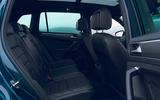 2021 Volkswagen Tiguan Elegance - rear seats