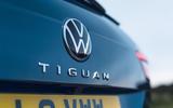 2021 Volkswagen Tiguan Elegance - rear badge