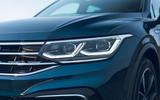 2021 Volkswagen Tiguan Elegance - headlight