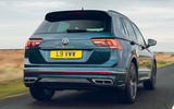 2021 Volkswagen Tiguan Elegance - rear