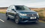 2021 Volkswagen Tiguan Elegance - hero front