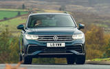 2021 Volkswagen Tiguan Elegance - front