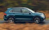 2021 Volkswagen Tiguan Elegance - side