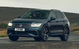 2021 Volkswagen Tiguan Elegance - front cornering