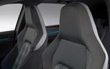 Volkswagen Golf GTD 2020 - seats