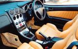 Alfa Romeo GTV - interior