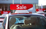 Buy a new car with a super-keen deal