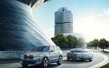 BMW i4 and iX3
