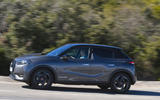 DS 3 Crossback 2019 first drive review - on the road side