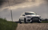 Ford Focus RS Mountune M520 2020 UK first drive review - static