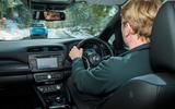 Test drive an EV