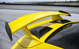 Porsche 911 GT3 rear wing
