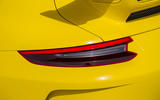 Porsche 911 GT3 rear lights