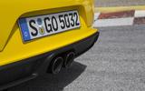 Porsche 911 GT3 dual-exhaust