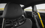 Porsche 911 GT3 bucket seats