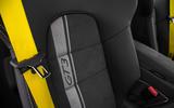 Porsche 911 GT3 seats