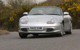 Future classics: ten affordable used convertibles set to rise in value Porsche 986 Boxster