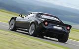 New Lancia Stratos rear
