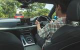 Tester in Audi Q5