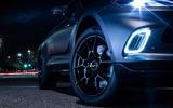 Aston Martin DBX Q by Aston Martin 2020 - rear wheel