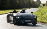 2020 Aston Martin Speedster - front