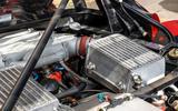 Ferrari F40 - engine