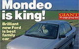 2 ford mondeo
