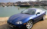 2 jaguar xk8