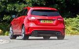 Mercedes A45 AMG 2013 - hero back