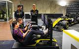 Renault e-sports 2020 - Tom Morgan and Jarno Opmeer