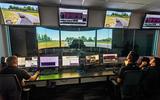 Ford Simulator screens