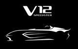 Aston Martin V12 Speedster sketch
