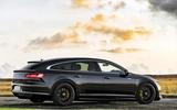 Volkswagen Arteon R Shooting Brake render 2020 - stationary side